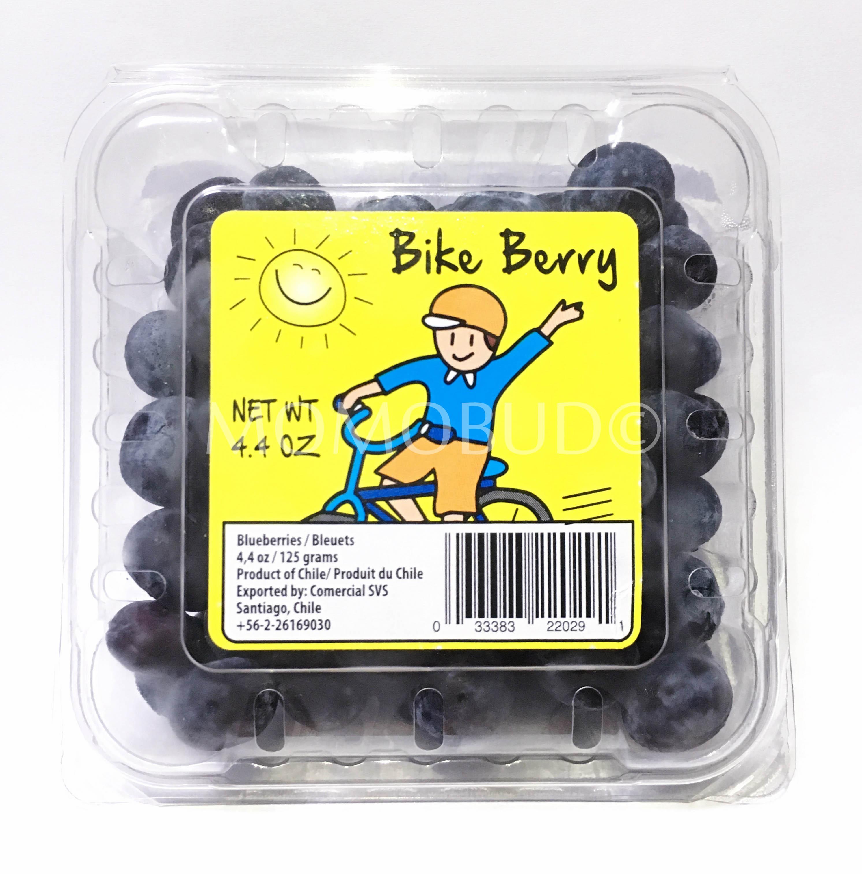 Bike Berry Blueberry