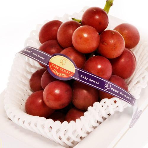 Japanese Ruby Roman Grape Gift Box 800g Momobud