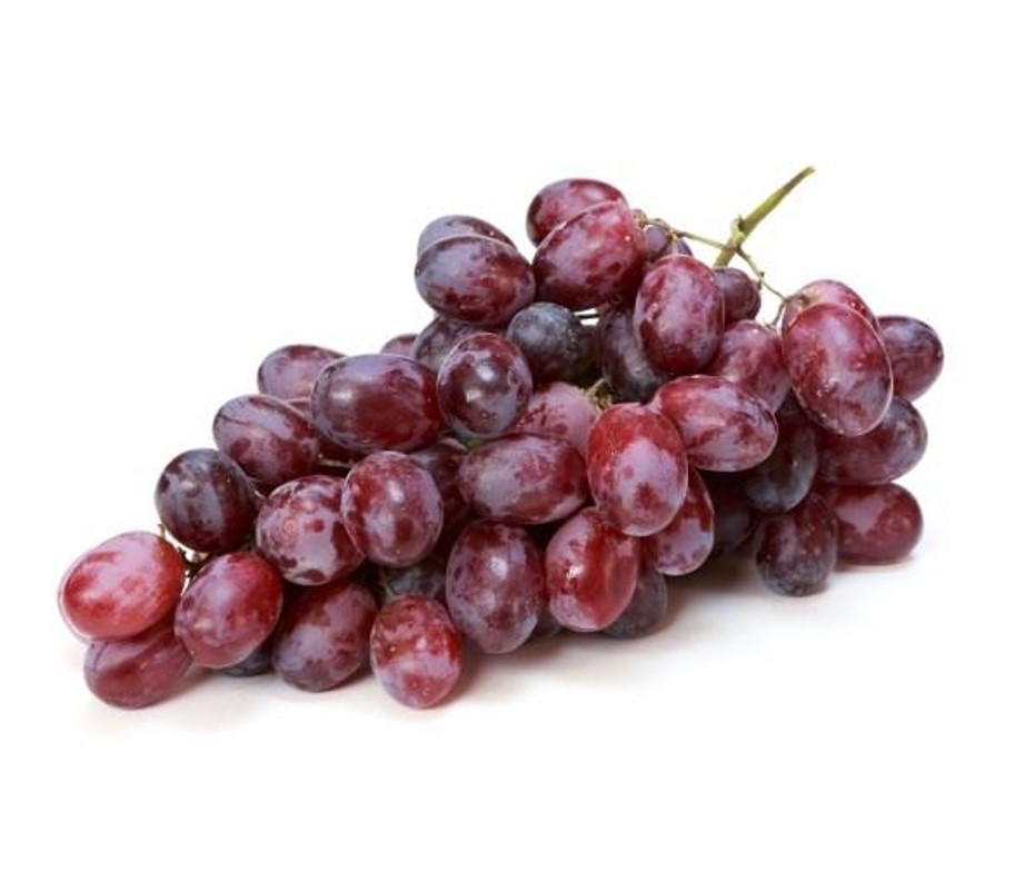Deluxe Red Red Seedless Grapes (1kg)