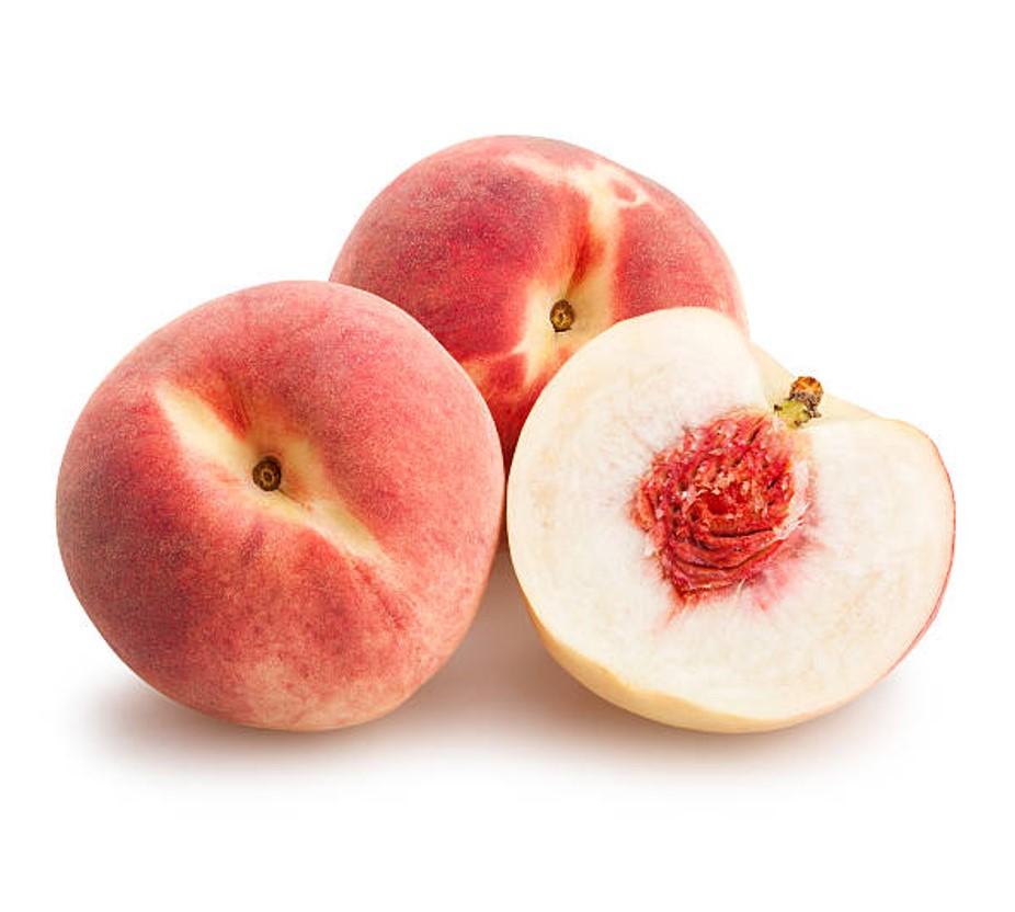 Australian Snow Fall White Peach (Medium-Plus, 3pcs) — MomoBud