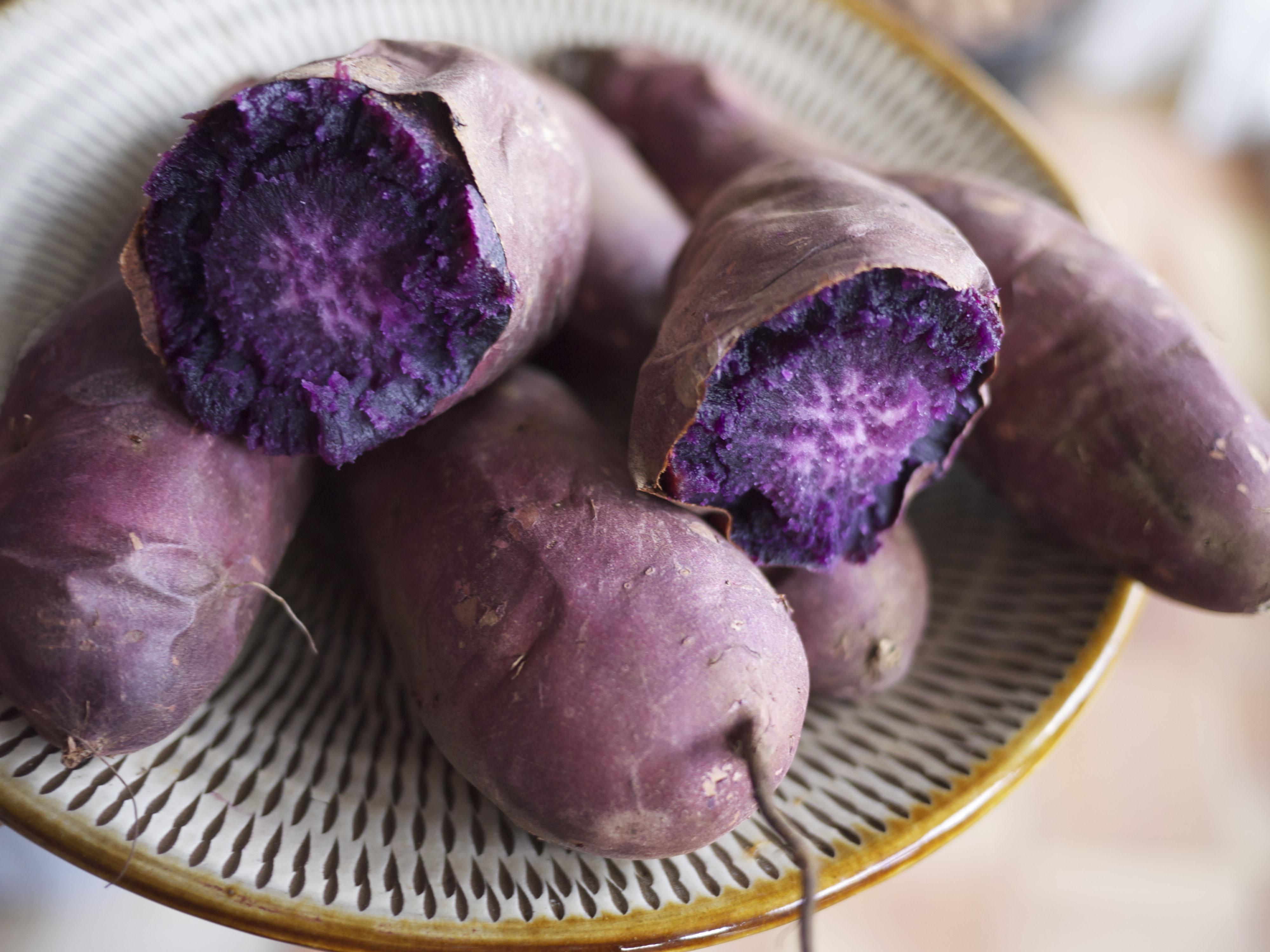 japanese-murasaki-purple-satsumaimo-flesh — MomoBud